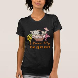 I Love My Aegean T-Shirt