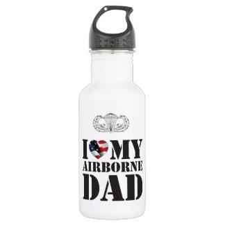 I LOVE MY AIRBORNE DAD 532 ML WATER BOTTLE