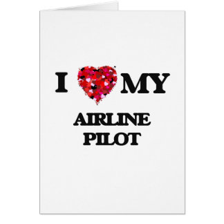 I love my Airline Pilot Card