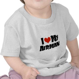 I love my Airman (Red) Shirt