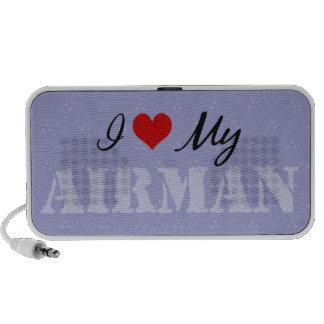 I Love My Airman Mp3 Speaker