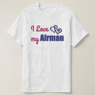 I Love my Airman, VALUE shirt