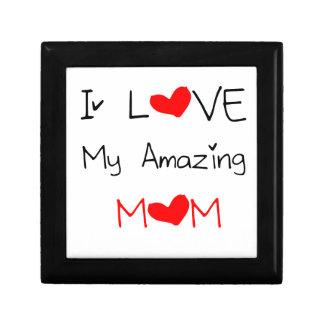 I Love My Amazing Mom Gift Box
