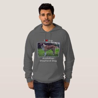 I love my Anatolian Shepherd Dog! Hoodie
