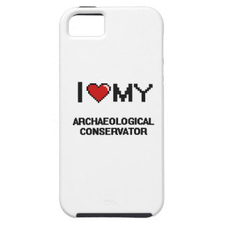 I love my Archaeological Conservator iPhone 5 Cases