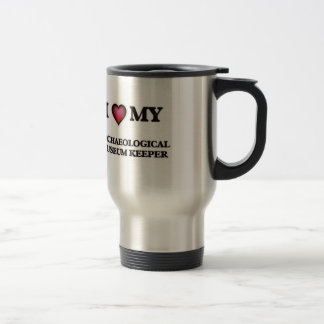 I love my Archaeological Museum Keeper Travel Mug