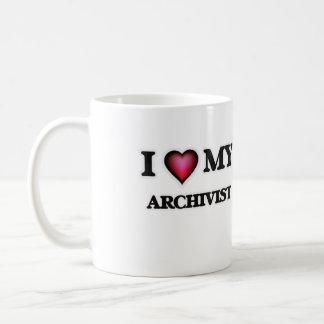 I love my Archivist Coffee Mug