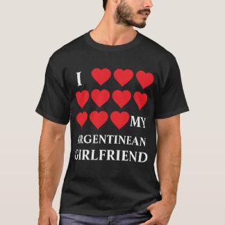 I love my Argentinean Boyfriend T-Shirt