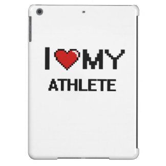 I love my Athlete iPad Air Covers