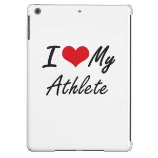 I love my Athlete iPad Air Case