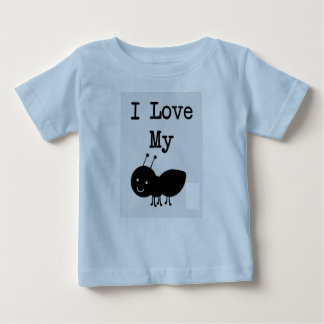I love my aunt baby T-Shirt