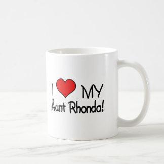 I love My Aunt Rhonda! Coffee Mug