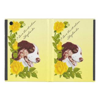 I Love My Australian Shepherd iPad Mini Cover