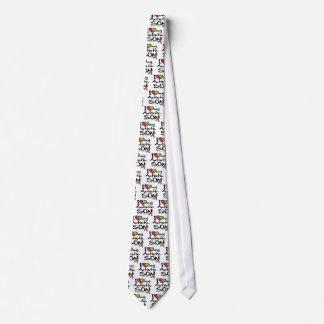 I Love My Autistic Son Tie