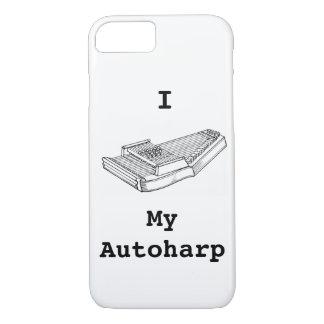 I Love My Autoharp iPhone 7 Case