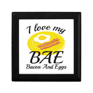 I Love My BAE Gift Box