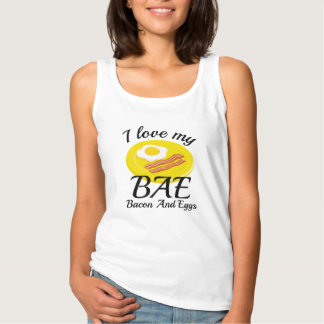I Love My BAE Tank Top