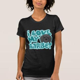 I Love My Barbet T-Shirt