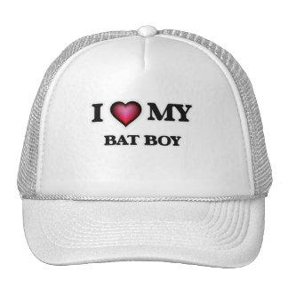 I love my Bat Boy Trucker Hat
