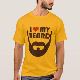 I love my Beard T-Shirt