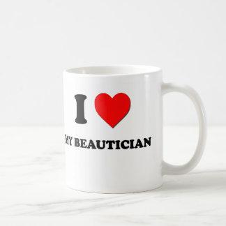 I love My Beautician Coffee Mug