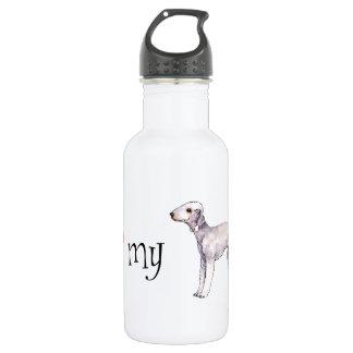 I Love my Bedlington Terrier