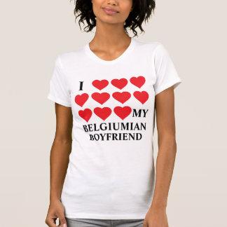 I love my Belgiumian Boyfriend T-Shirt
