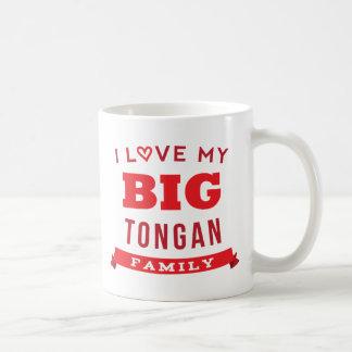 I Love My Big Tongan Family Reunion T-Shirt Idea Coffee Mug