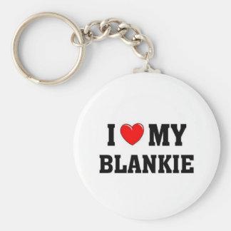 I love my blankie keychains