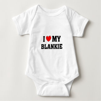 I love my blankie tee shirt