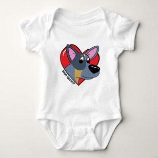 I Love my Blue Heeler Child's T-Shirt