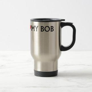 i love my bob tshirts.png travel mug