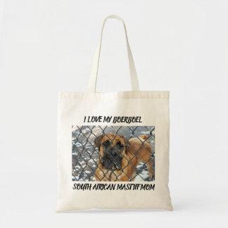 I LOVE MY BOERBOEL BAG