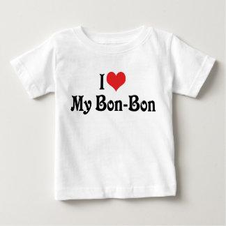 I Love My Bon Bon Baby T-Shirt