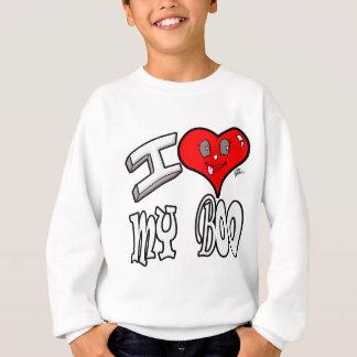 I Love My Boo Sweatshirt