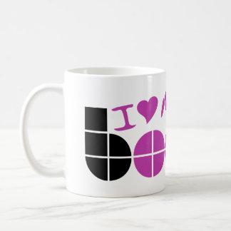 I Love my Boobs Classic White Coffee Mug
