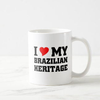 I love my Brazilian Heritage Coffee Mug