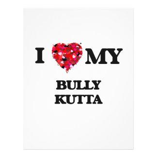 I love my Bully Kutta Flyer