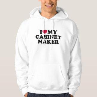 I love my cabinetmaker hoodie