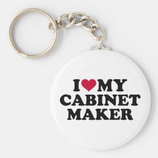 I love my cabinetmaker keychain