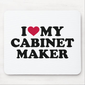 I love my cabinetmaker mouse pad