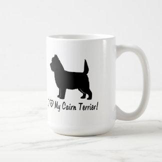 I Love My Cairn Terrier! Coffee Mug