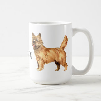 I Love my Cairn Terrier Coffee Mug
