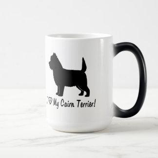 I Love My Cairn Terrier! Magic Mug