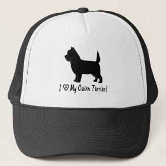 I Love My Cairn Terrier! Trucker Hat