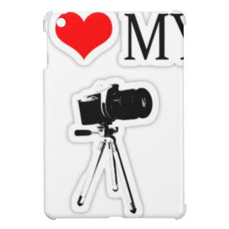 I LOVE MY CAMERA iPad MINI CASE