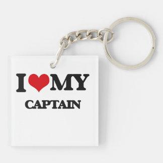 I love my Captain Acrylic Key Chain