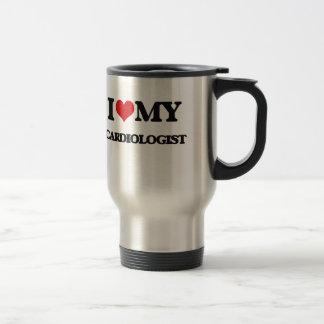 I love my Cardiologist Travel Mug