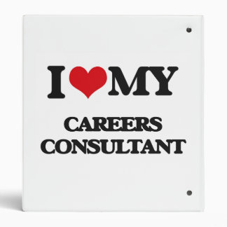 I love my Careers Consultant Binders