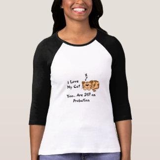 I love my cat t shirt II